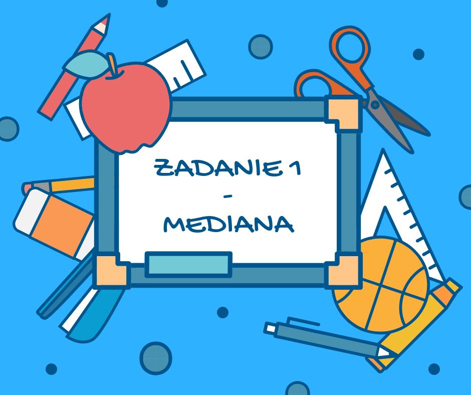 Zadanie 1 Mediana - Najlepszy Java Developer